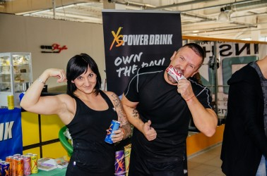 XS Power Drink&GYM Style (08.2017г.)